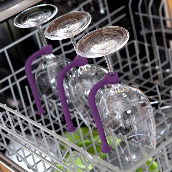 Κολονάτα ποτήρια στο πλυντήριο