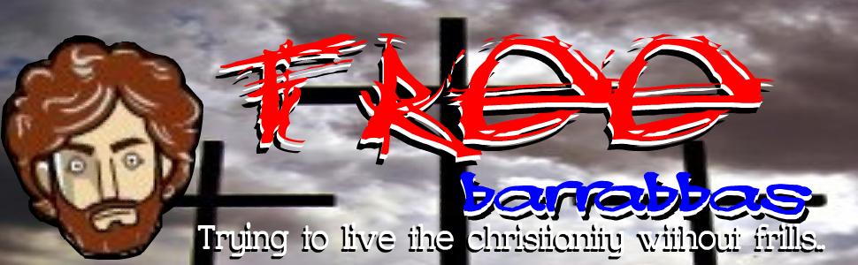 Free Barrabbas