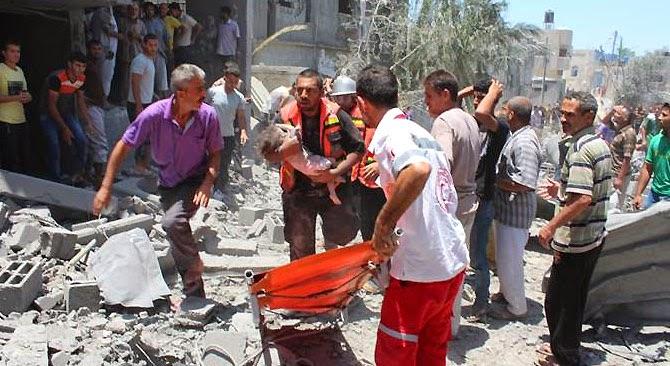Emergencia en Palestina