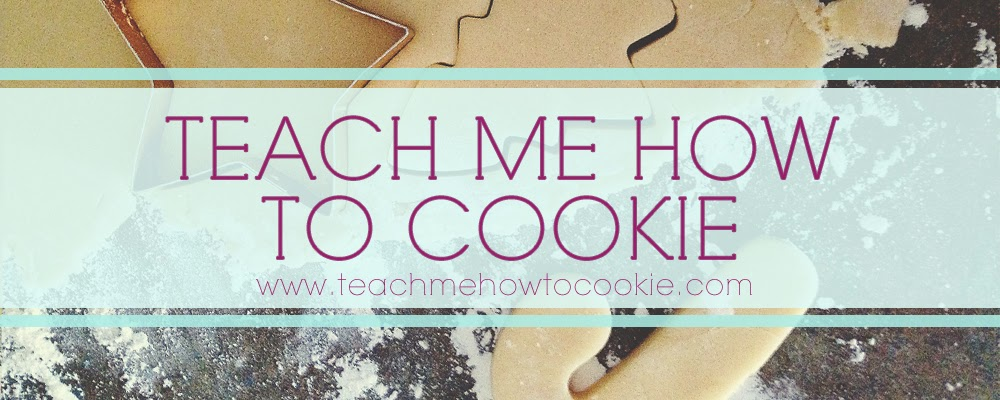 Teach Me How to Cookie Facebook Banner