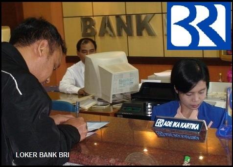 KERJA DI BANK BRI, PELUANG KERJA PERBANKAN, PENERIMAAN PEGAWAI BANK