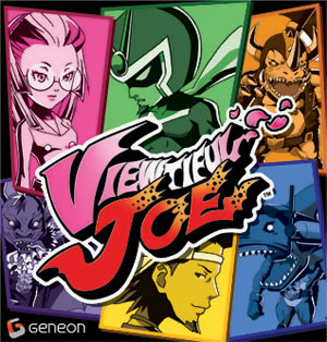 Viewtiful Joe - Dublado