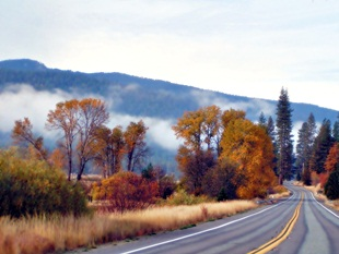 Plumas County, Autumn 2008