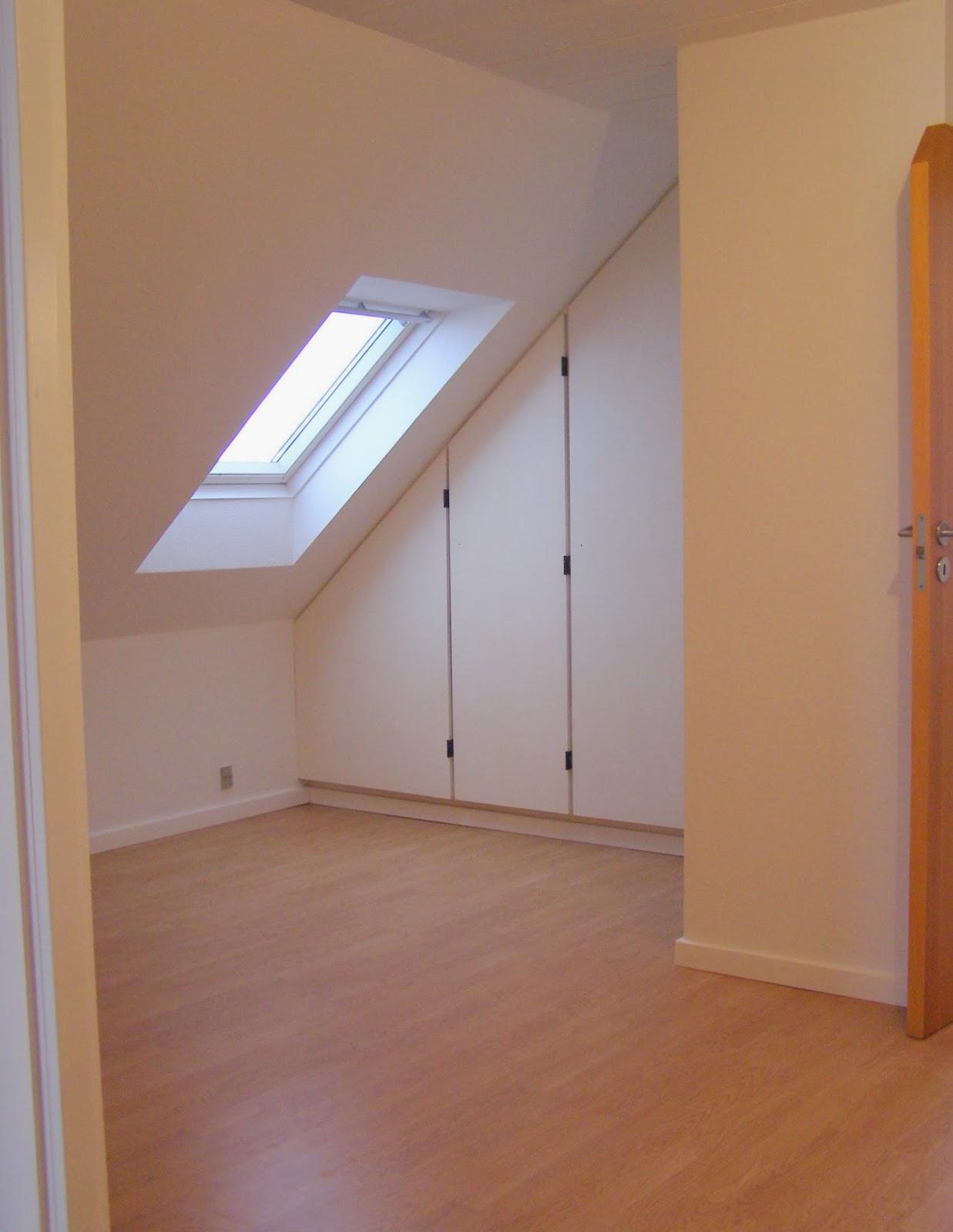 Halager: fra skrot til slot   de færdige rum: værelse 1
