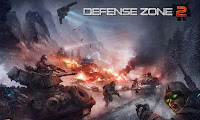 Download Game Defense zone 2 HD + Data for Android 2013 Full Version