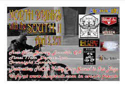 North Drinks with the South II