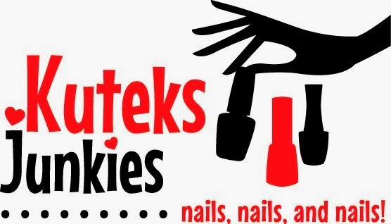 Proud Member of Kuteks Junkies, Indonesian Nail Art Community