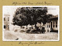 Praça Getúlio Vargas Alfenas 1940