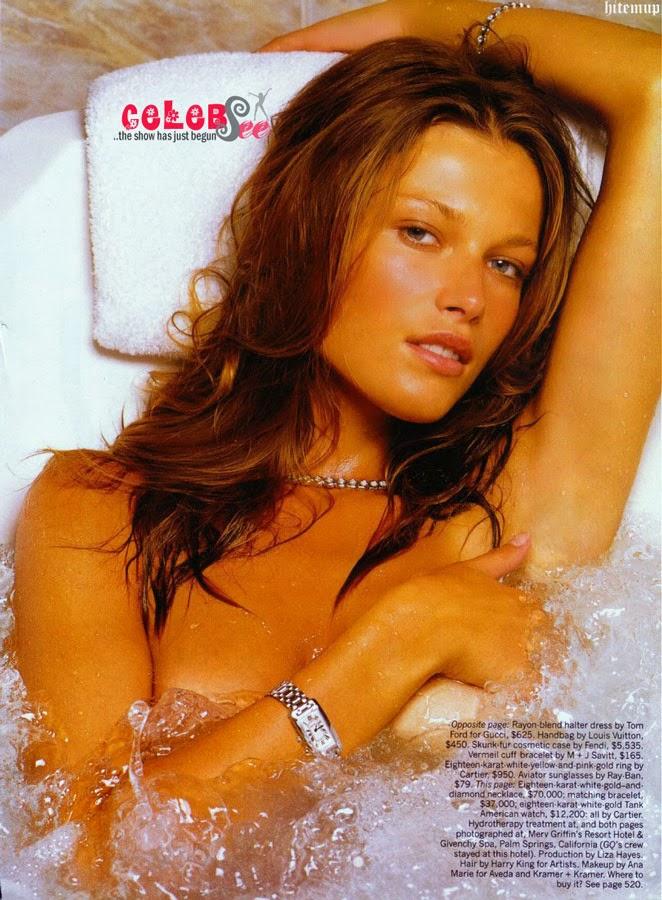 Model Veronica Varekova