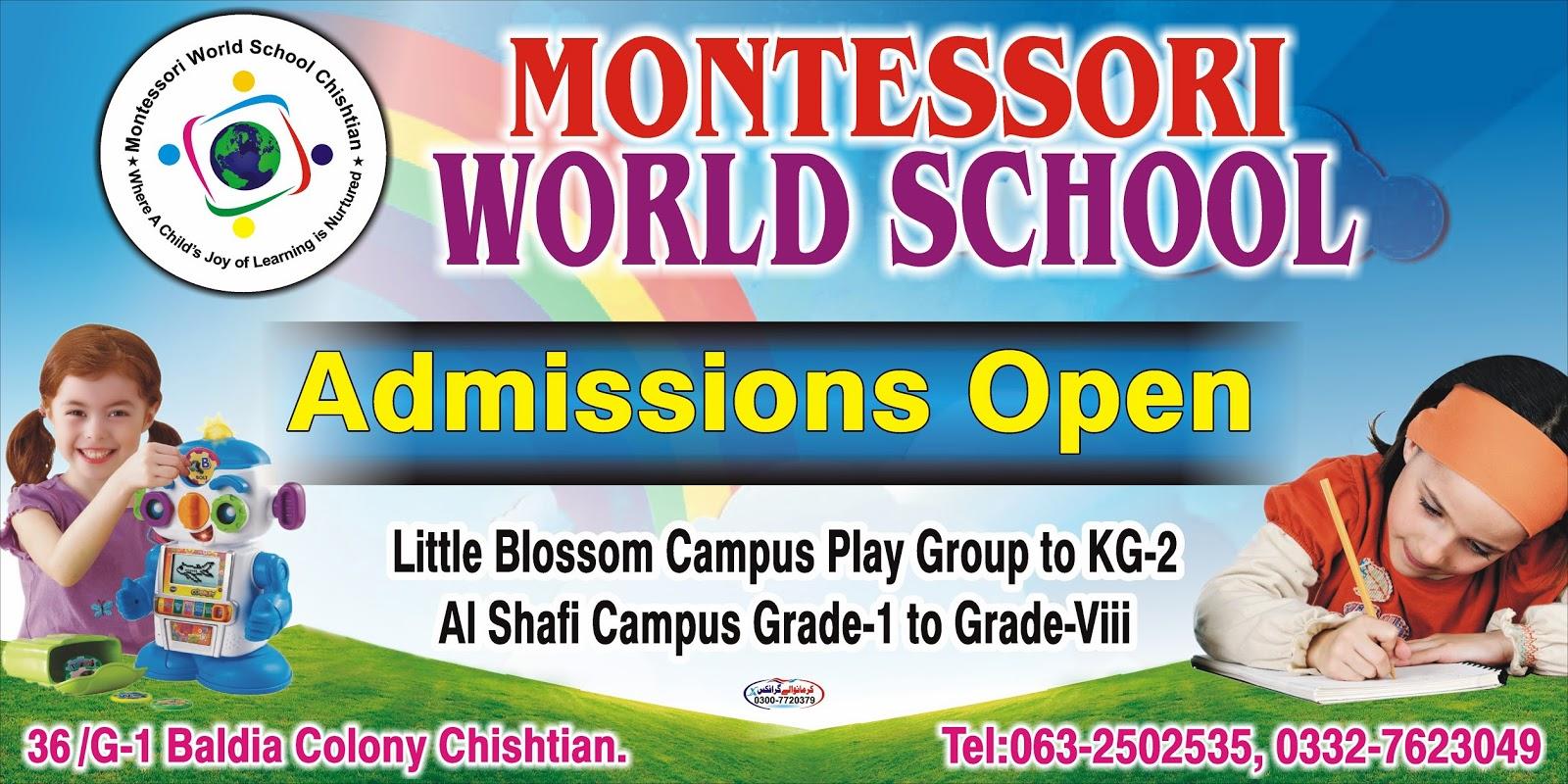 Flex Design Montessori...