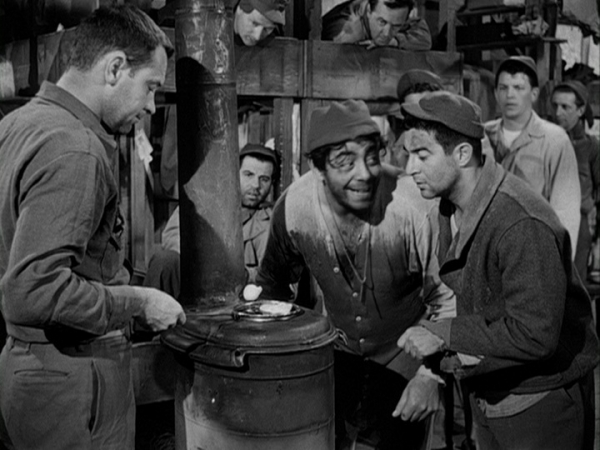 Stalag 17, directed by Billy Wilder