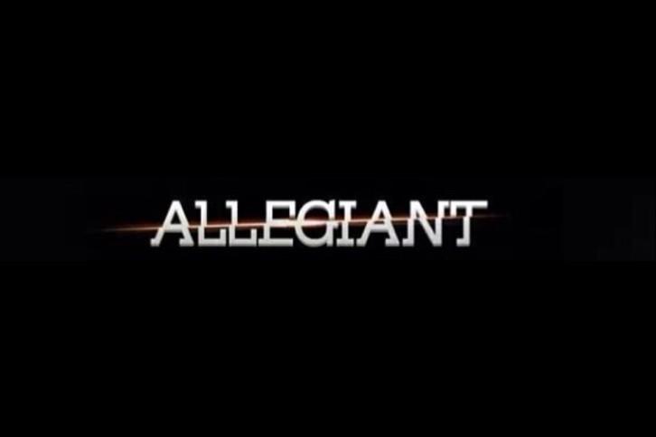 MOVIES: The Divergent Series: Allegiant - Part 1 - News Roundup