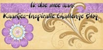 kaartjes inspiratie challenge