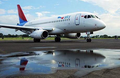 Sky Aviation SSJ-100