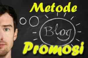 Info Blog, promosi logo