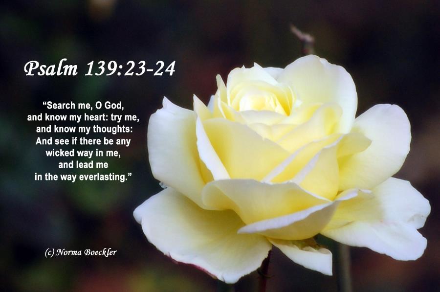 Search Me, O God (Psalm 139:23-24; 16:11 - NKJV) - YouTube