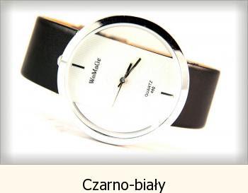 http://allegro.pl/zegarek-zloty-czarny-bialy-skorzany-pasek-i5004098756.html