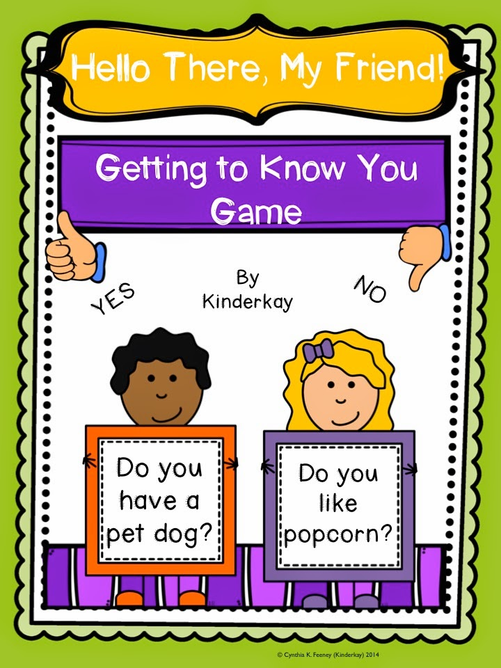 http://www.teacherspayteachers.com/Product/Hello-There-My-Friends-A-Getting-to-Know-you-Game-for-Little-Kids-1336520