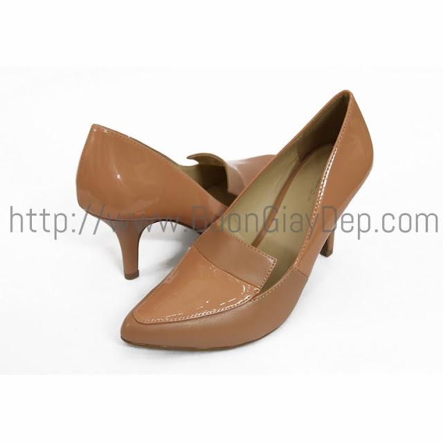 Chỉ bán buôn giày dép XK | Mã: CLK-005C5V-NUDE