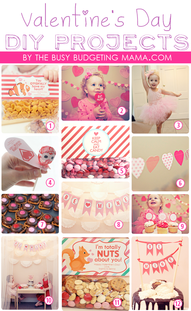 Großartig Valentineu0027s Day DIY Projects  Archive