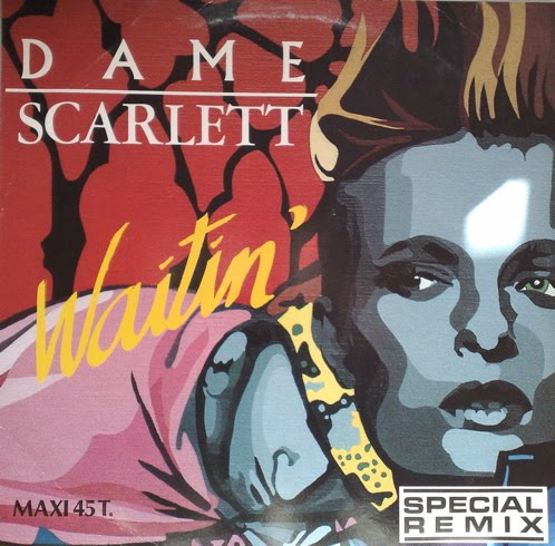 Cover Album of Dame Scarlett - Waitin' (Maxi)