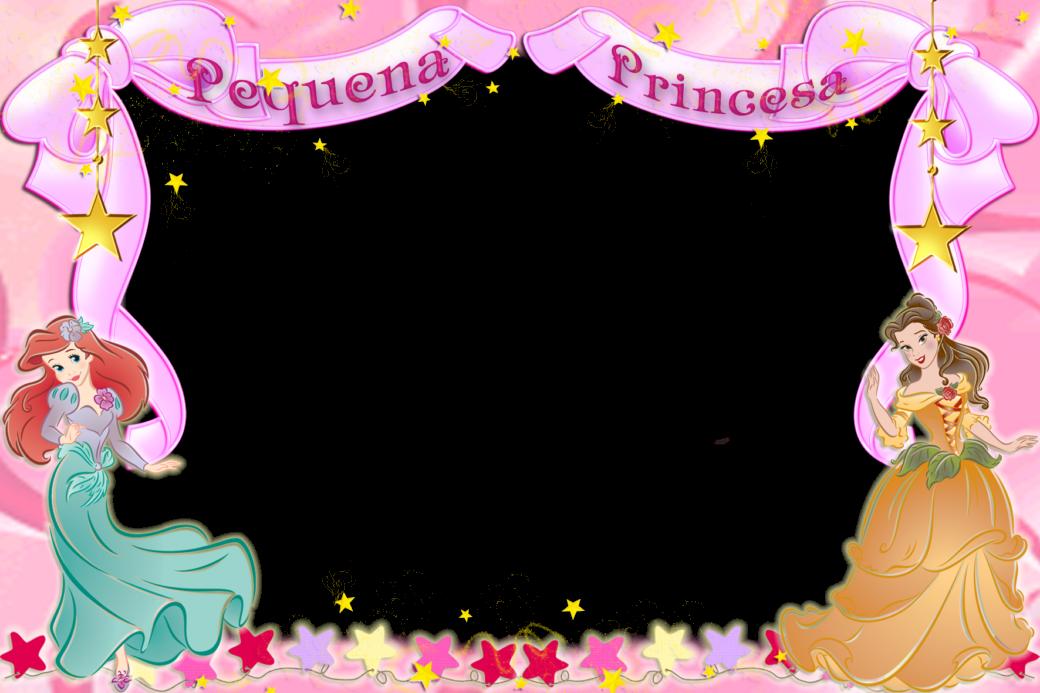 Disney infantiles princesas publicado por marcos gratis - Marcos para fotos infantiles ...