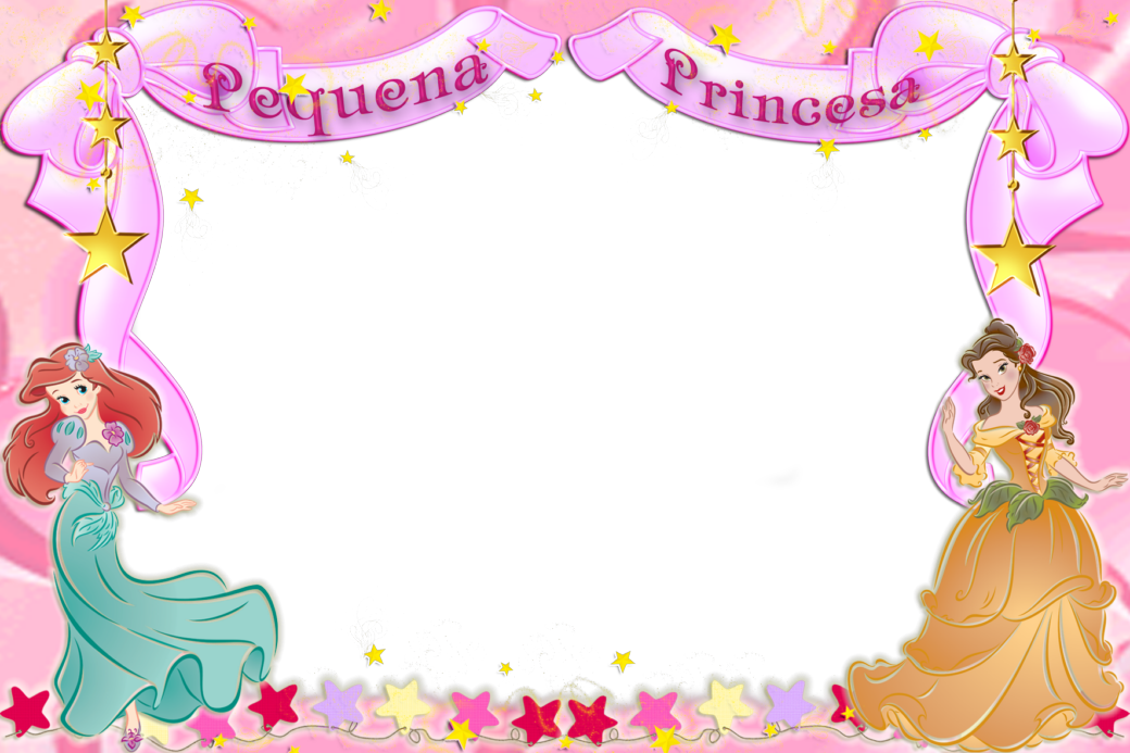 Delicados Marcos de Las Princesas Disney. | Marcos Gratis para ...