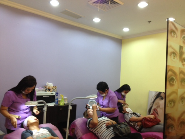 Review The Brow Studio Design Clean Up Express In Sm Megamall