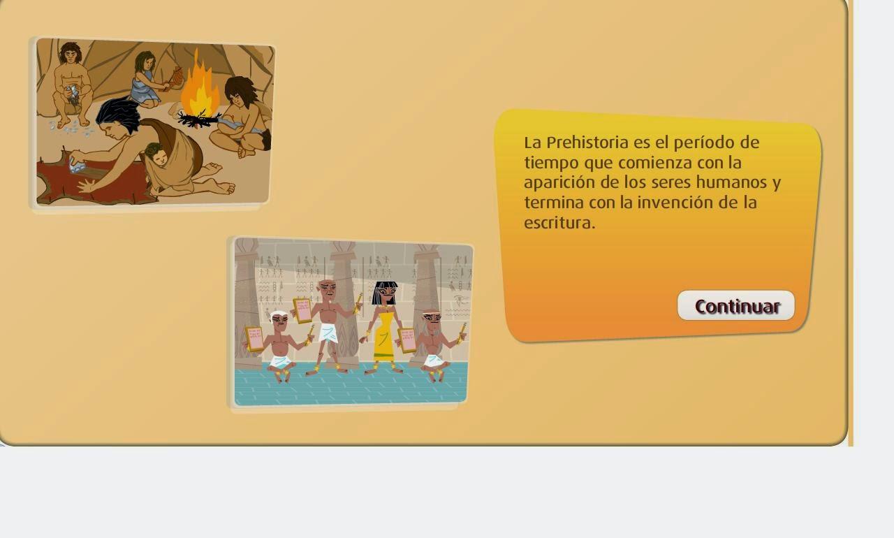 http://www.primaria.librosvivos.net/archivosCMS/3/3/16/usuarios/103294/9/5EP_Cono_cas_ud13_prehistoria/frame_prim.swf