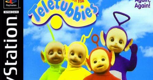 Download Play with the Teletubbies ps1 iso for pc zgaspc ...