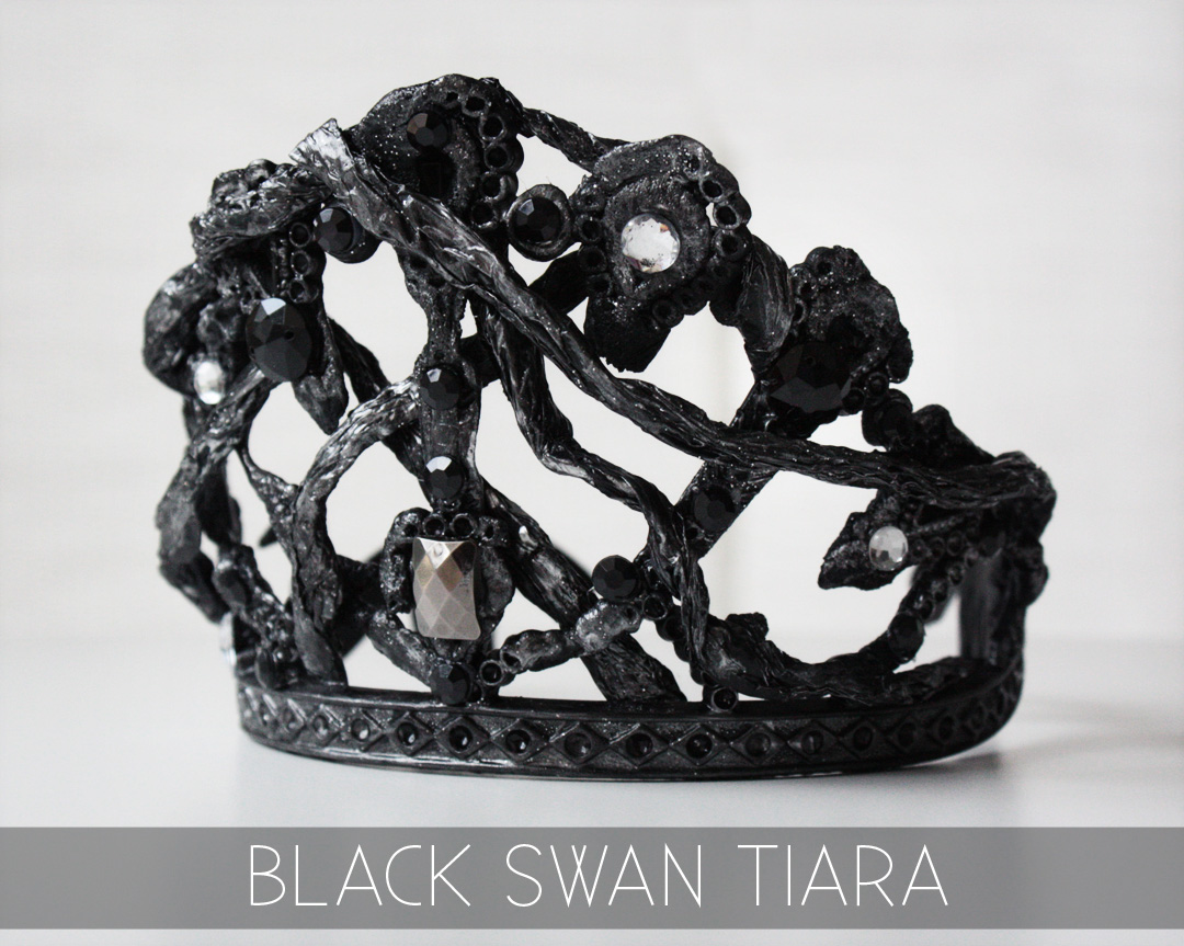 Black swan crown template - photo#10