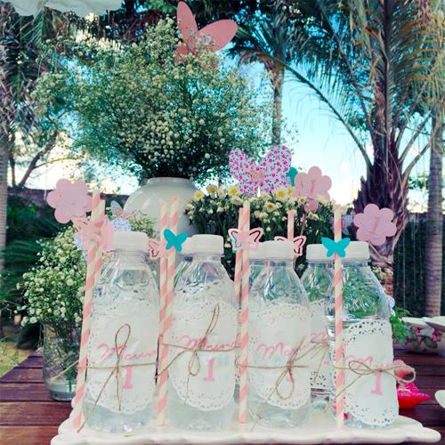 Decoración Cumpleaños Marina