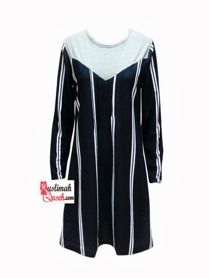 T-Shirt-Muslimah-Qaseh-QA0017D