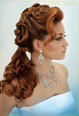 Wedding Styles for Long Hair