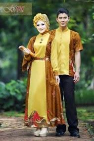 Baju Muslim Couple Branded