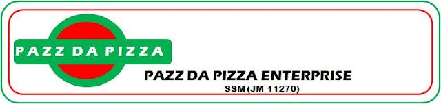 PAZZ DA PIZZA CITARASA ITALI YANG SEBENAR