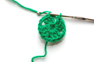 como hacer mantas a crochet