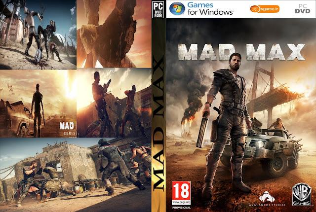 تحميل لعبة Mad Max برابط واحد مباشر