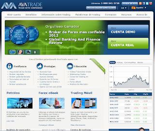 Reseña del broker Avatrade