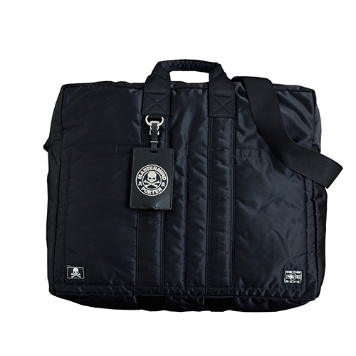 Mastermind japan x porter 80th anniversary collection for Mastermind x porter