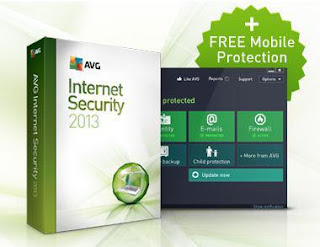 Free Download AVG Internet Security 2013 Full Version