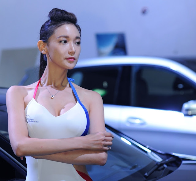 1 Moon Ga Kyung - Hansung Motor Show - very cute asian girl-girlcute4u.blogspot.com