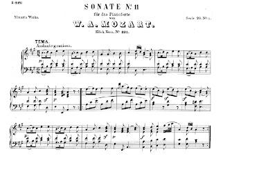 Mozart K 331