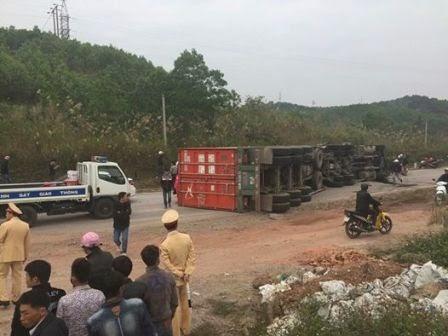 Khẩn trương điều tra làm rõ vụ TNGT đặc biệt nghiêm trọng tại Quảng Ninh