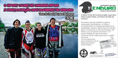 CNE 2013: Enduro Vale de Cambra Apoio_mulheres_enduro