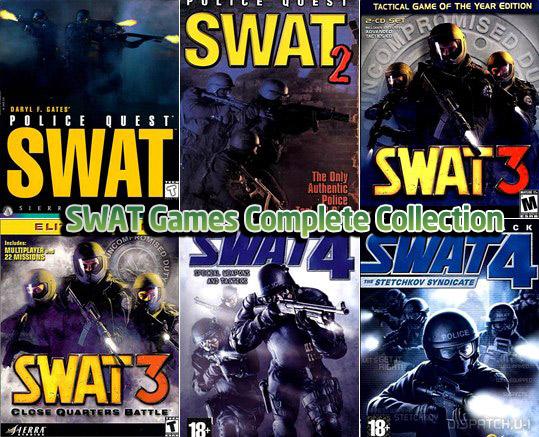 Swat 5 скачать торрент - фото 10