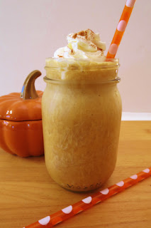 37 pumpkin recipes pumpkin pie frappe