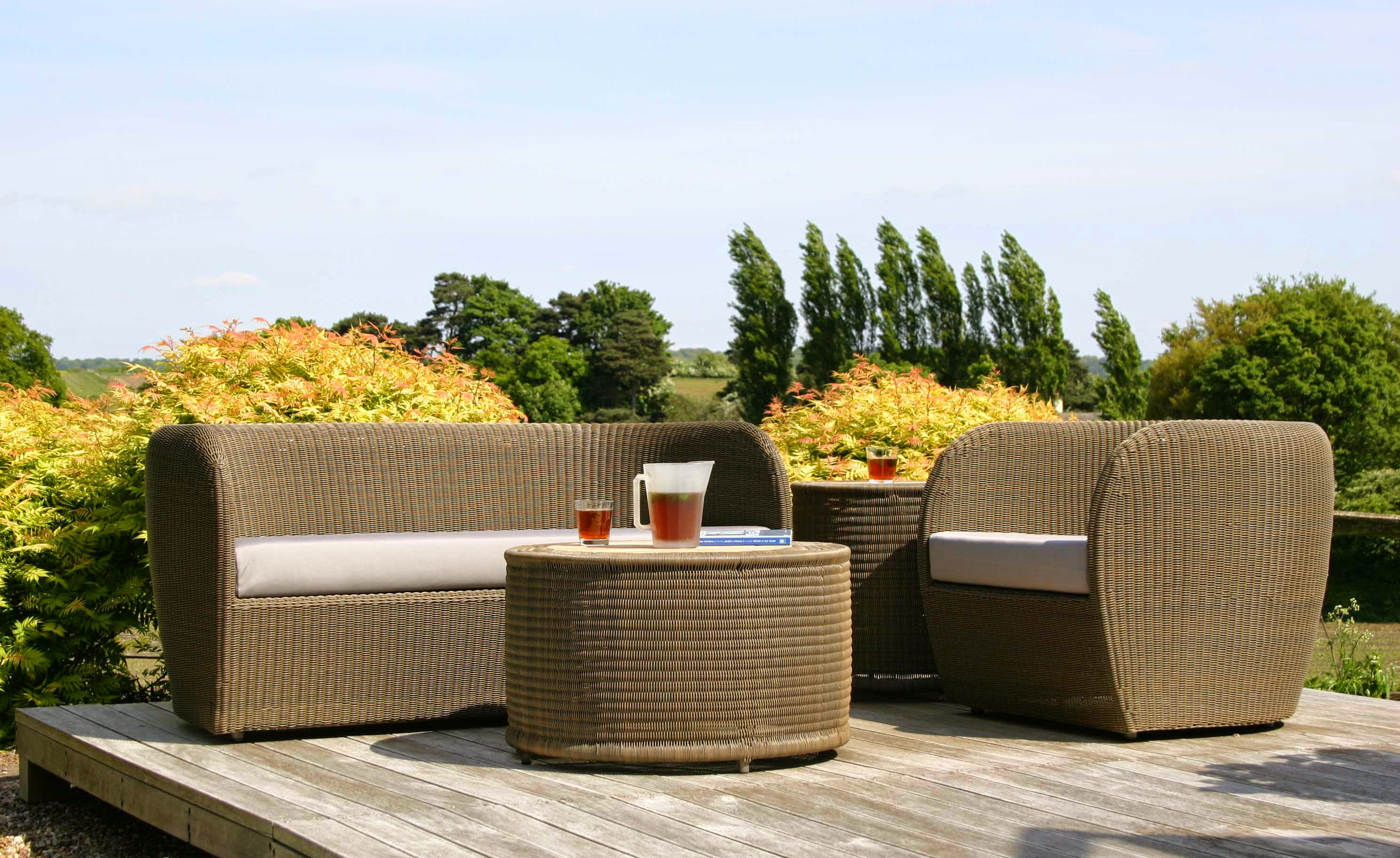 Contemporary Outdoor Furniture Casual