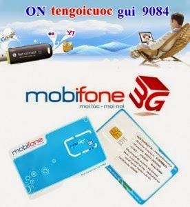 Đăng ký 3G Mobifone dịch vụ Mobile internet Mobifone