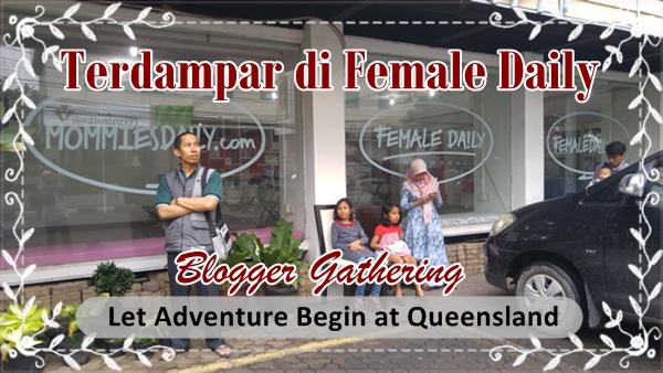 let adventure begin in queensland